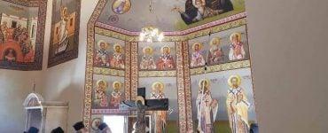Εγκαίνια Ιερού Ναού Αγίου Σάββα πλησίον της Ναζαρέτ
