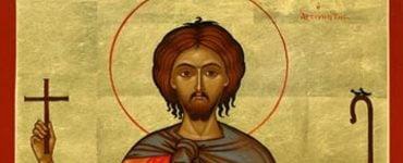 Αγρυπνία Οσίου Θεοσεβίου του Αρσινοΐτη στην Κύπρο