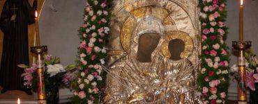 Προεόρτιος Αγρυπνία Παναγίας Βουρλιώτισσας στη Νέα Φιλαδέλφεια Πανήγυρις Παναγίας Βουρλιώτισσας στη Νέα Φιλαδέλφεια