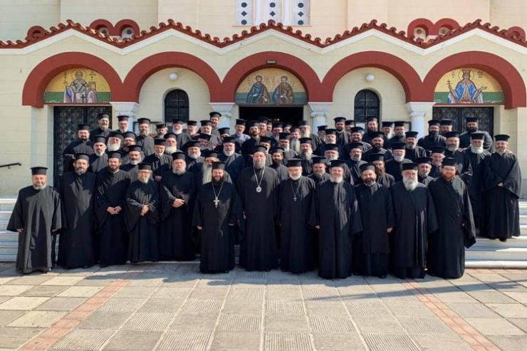 Ιερατική Σύναξη Μητροπόλεως Νέας Ιωνίας και Φιλαδελφείας