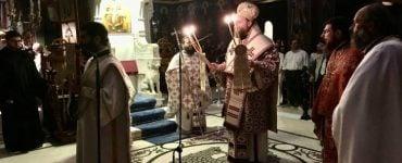 Αγρυπνία Αγίου Δημητρίου στη Νέα Ιωνία