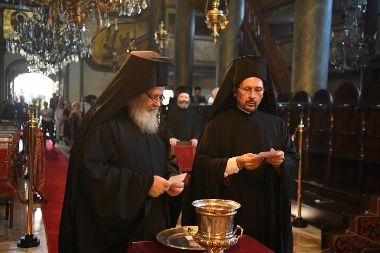 Εκλογή νέων Μητροπολιτών στο Οικουμενικό Πατριαρχείο (ΦΩΤΟ)