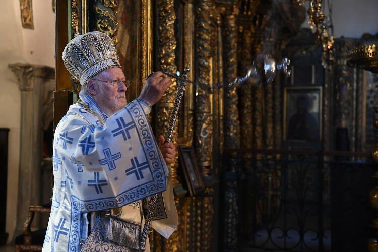 Oικουμενικός Πατριάρχης: Η Εκκλησία της Ελλάδος έλαβε μία ιστορική απόφαση (ΦΩΤΟ)
