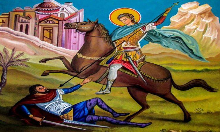 Πανήγυρις Αγίου Δημητρίου Πολιούχου της Ναυπάκτου Πανήγυρις Μονής Αγίου Δημητρίου Καρακαλά