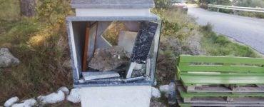 Σάμος: Κατέστρεψαν εικονοστάσι της Παναγίας για τρίτη φορά
