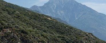 Σεισμός στο Άγιον Όρος