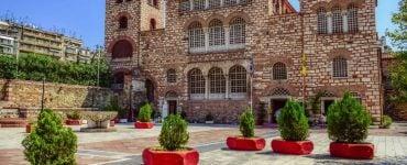 Θεσσαλονίκη τώρα: Αρχιερατικό Συλλείτουργο Αγίου Δημητρίου