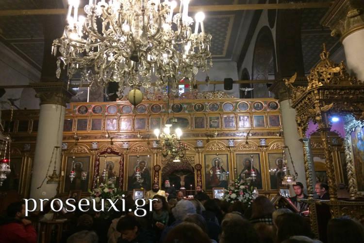 Λαμπρά εόρτασε το Σιναϊτικό Μετόχι της Αγίας Αικατερίνης στα Ιωάννινα