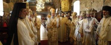 Λαμπρά Ονομαστήρια Αρχιεπισκόπου Κύπρου Χρυσοστόμου