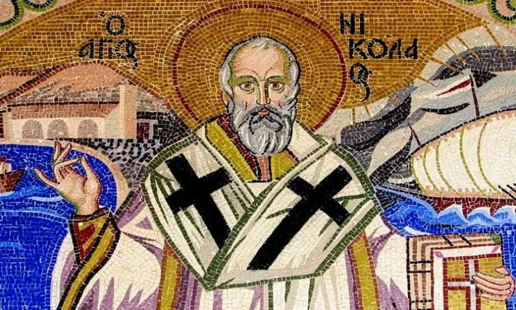 Δωδεκαήμερο Αγίου Νικολάου στο Βόλο Εγκαίνια Παρεκκλησίου Αγίου Νικολάου στη Μητρόπολη Καστοριάς