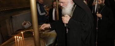 Αρχιεπίσκοπος: Η εποχή μας έχει ανάγκη να είμαστε κοντά στον Θεό και να φροντίζουμε ο ένας τον άλλο