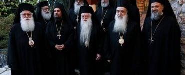 Ενθρόνιση νέου Ηγουμένου της Μονής Παναγίας Χρυσοπηγής