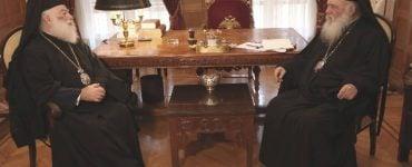 Πατριάρχης Αλεξανδρείας προς Αρχιεπίσκοπο: Σας ευχαριστούμε για την στήριξή σας