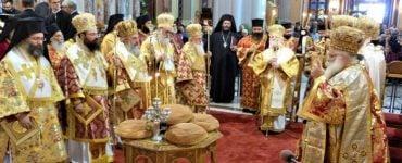 Με λαμπρότητα εορτασμός Πολιούχου Ηρακλείου Αγίου Μηνά