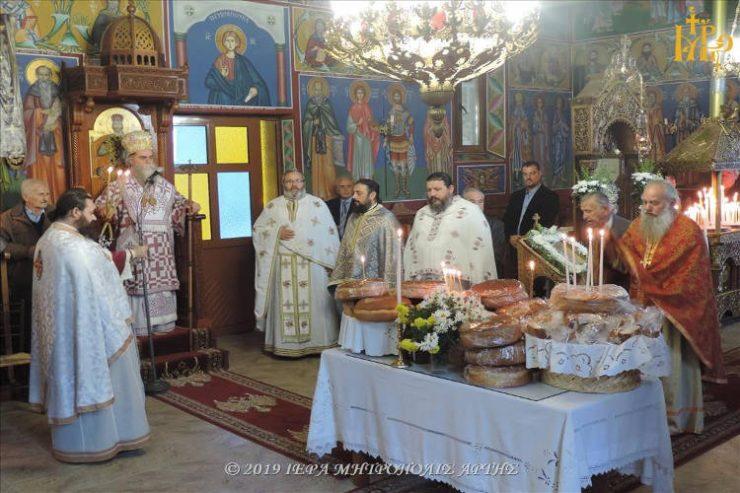 Εορτή Αγίου Μηνά στην Καλλονή Άρτης