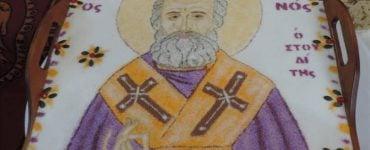 Εορτή Αγίου Δαμασκηνού Στουδίτου στην Άρτα