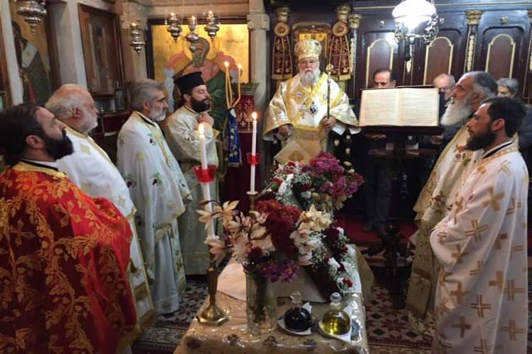 Κερκύρας Νεκτάριος: Η πίστη μας κάνει να αλλάζουμε αντιλήψεις
