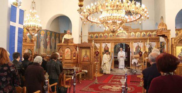 Εορτή Αγίου Αναστασίου εκ Παραμυθίας στην Παραμυθιά