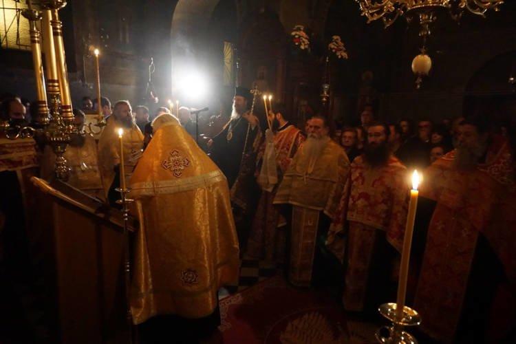 Λαμπρά εορτάστηκαν τα Εισόδια της Θεοτόκου στην Πάτρα