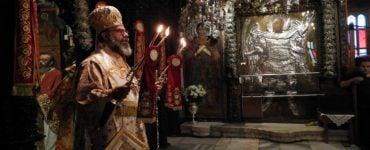 Μεθέορτη Θεία Λειτουργία στον Πανορμίτη