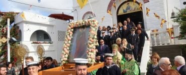 Εορτή του Αποστόλου Φιλίππου στην Άνδρο