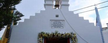 Θυρανοίξια Παρεκκλησίου Αγίου Ανδρέα στη Μύκονο