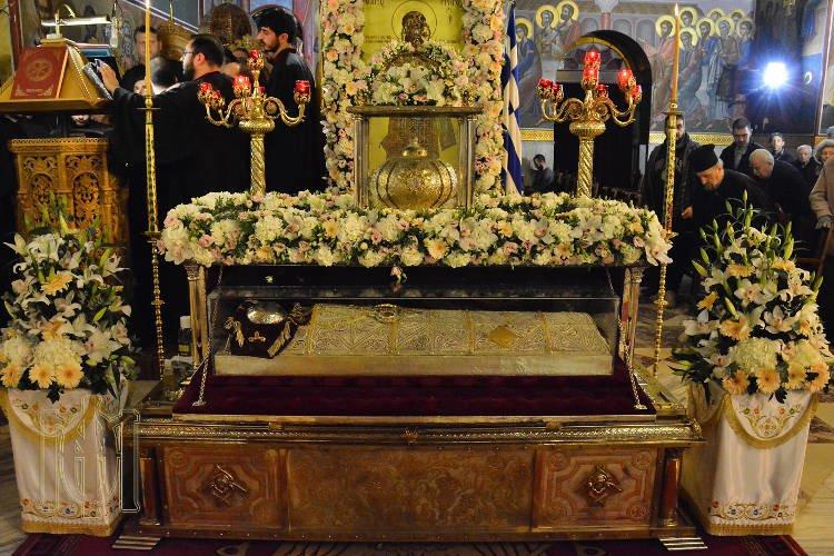 Η Θεσσαλονίκη τίμησε τον Άγιο Γρηγόριο τον Παλαμά (ΦΩΤΟ)