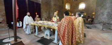 Αρχιερατική Θεία Λειτουργία στη Ροτόντα Θεσσαλονίκης