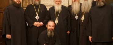 Επίσκεψη Αρχιεπισκόπου στη Μητρόπολη Τρίκκης και Σταγών
