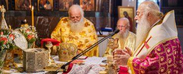 Εορτή Αγίων Αναργύρων Κοσμά και Δαμιανού στη Μητρόπολη Βεροίας (ΦΩΤΟ)
