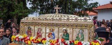 Εορτή Αγίου Γεωργίου του Καρσλίδη στην Δράμα