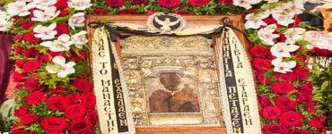 Η Εικόνα της Παναγίας Σουμελά στην Πάτρα (ΦΩΤΟ)