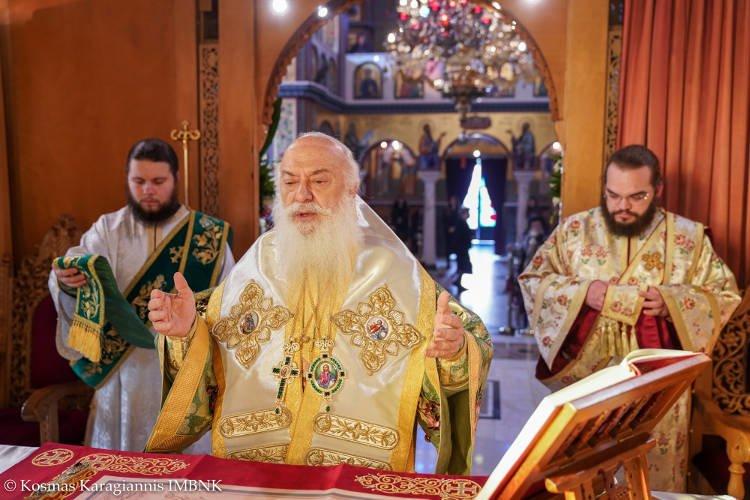 Εορτή Αγίου Στυλιανού Παφλαγόνος στη Βέροια (ΦΩΤΟ)