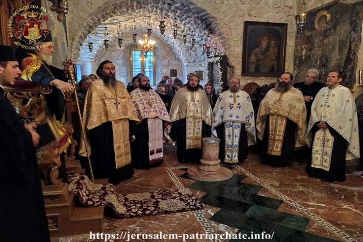 Η Εορτή των Αγίων Αρχαγγέλων στα Ιεροσόλυμα