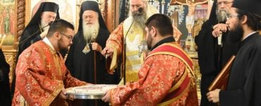 Η Κατερίνη γιόρτασε την Πολιούχο της Αγία Αικατερίνη (ΦΩΤΟ)
