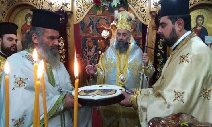 Εορτή Αγίων αναργύρων Κοσμά και Δαμιανού στην Καρδίτσα