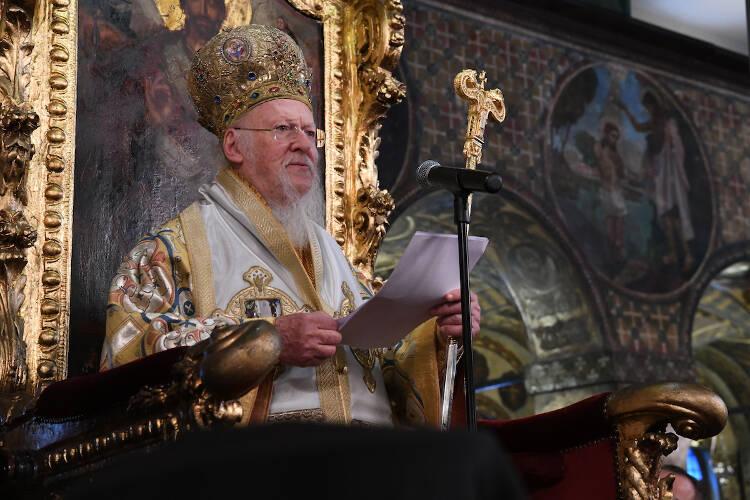 Οικουμενικός Πατριάρχης: Μένομεν και αγωνιζόμεθα, διότι αυτό είναι η αμετάκλητος απόφασίς μας (ΦΩΤΟ)