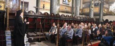 Οικουμενικός Πατριάρχης: Κάνουμε ότι μπορούμε για να είμαστε άξιοι διάδοχοι ενδόξων προγόνων