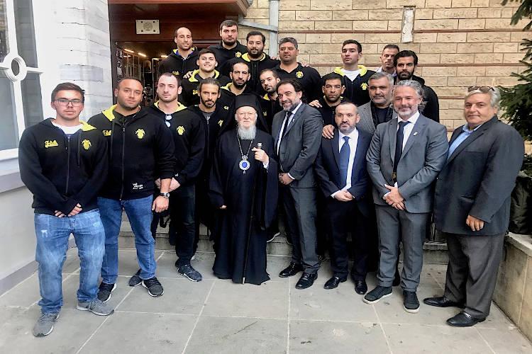 Οικουμενικός Πατριάρχης: Οι γενναίοι δεν κλαίνε