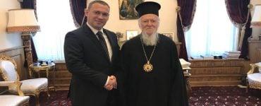Επισκέψεις στον Οικουμενικό Πατριάρχη (ΦΩΤΟ)