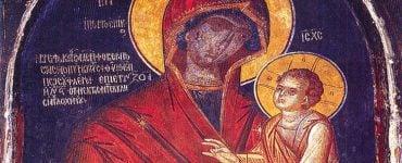 Η Παναγία η Γοργουπήκοος από τα Ιεροσόλυμα στον Ιλισσό