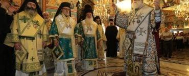Πατριαρχική Θεία Λειτουργία επί τη εορτή του Αγίου Ιωάννου του Ελεήμονος στη Λεμεσό