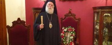 Πατριάρχης Αλεξανδρείας: Ο Άγιος Νεκτάριος ας είναι παρηγοριά για τον 21ο αιώνα