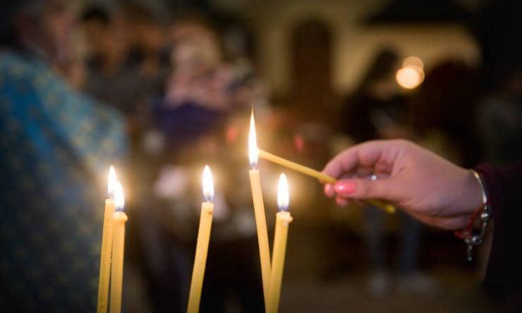 Η Προσευχή είναι το ανέβασμα του νου στο Θεό