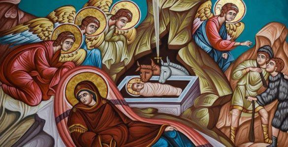 Αγιορείτικη Αγρυπνία Χριστουγέννων στο Κορωπί