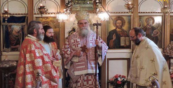 Η Εορτή της Αγίας Βαρβάρας στη Μητρόπολη Άρτης