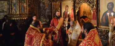 Αγρυπνία Χριστουγέννων στο Βυζαντινό Ναό της Έδεσσας (ΒΙΝΤΕΟ)