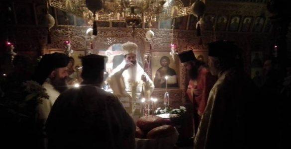 Φθιώτιδος Συμεών: Τα Μοναστήρια μας είναι φωτεινοί φάροι για τους κατατρεγμένους αυτού του κόσμου