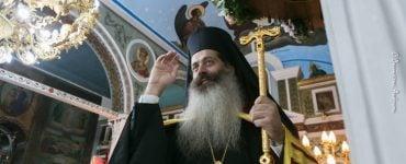 Φθιώτιδος Συμεών: Ο Άγιος Σπυρίδων μας δείχνει πως να γίνουμε πολίτες του Ουρανού