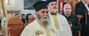 Εκοιμήθη ο π Δημήτριος Βαϊόπουλος